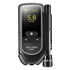 Купить <b>глюкометр</b> Акку Чек Мобайл (<b>Accu Chek Mobile</b>)
