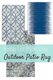 patio rugs large ideas picture