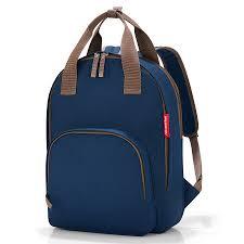 <b>Рюкзак Reisenthel easyfitbag</b>, темно-синий — купить в интернет ...
