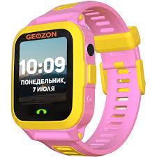 Купить <b>умные часы Geozon Active</b> Pink в интернет магазине Ого1 ...