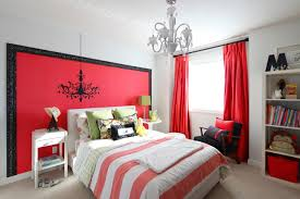 white teenage girl bedroom modern