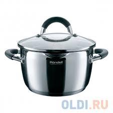 <b>Кастрюля Rondell Flamme</b> RDS-025 24 см, 5.7 л — купить по ...