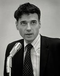 black and white portrait of ralph nader taken in the early 1970's - 518_1ralph_nader_01_togashi