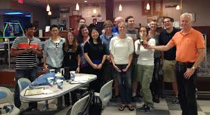 News Archive   Gagliardi Department of Chemistry   University of Minnesota Cramer and Gagliardi groups at bowling alley