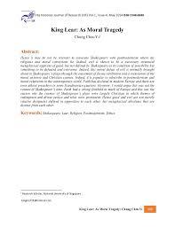 Good thesis on school violence