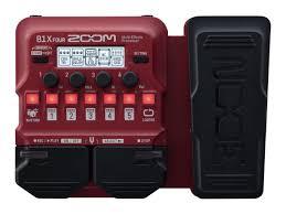 <b>ZOOM B1X</b> FOUR | Звуковая лаборатория <b>Zoom</b>