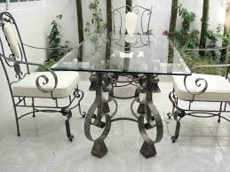 black metal patio chairs design