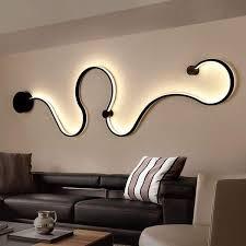 Octa <b>Modern LED</b> Light - Atas Lifestyle