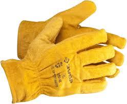 Купить <b>Перчатки кожаные рабочие с</b> подкладкой ЗУБР МАСТЕР ...