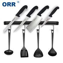 <b>Магнитный держатель для кухонных</b> ножей, настенный с ...