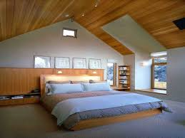 attic bedroom remodel attic bedroom idea with low wooden master bed frame and headboard designed bedroom home amazing attic ideas charming