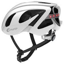€62 with coupon for Xiaomi <b>Smart4u SH55M Helmet</b> 6 LED Warning ...