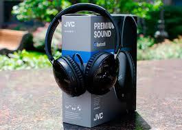 <b>Беспроводные наушники JVC</b> – японское качество за разумную ...