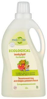 <b>Гель для</b> стирки <b>Molecola</b> Pure Sensitive — купить по выгодной ...