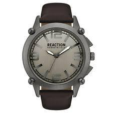 <b>Kenneth Cole</b> Reaction наручные <b>часы</b> кожаный ремешок, корпус ...