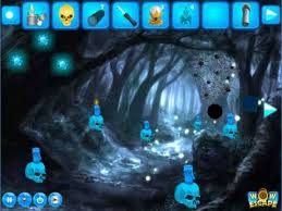 <b>Moon Forest</b> Escape Video Walkthrough - YouTube