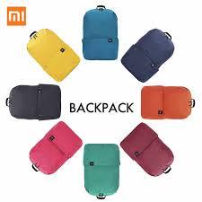 Original <b>Xiaomi Mi Backpack 10L</b> Colorful <b>Bag Urban</b> Leisure ...