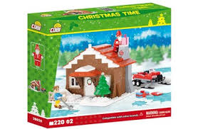 <b>Конструктор Christmas</b> Time - <b>COBI</b>-28020 - купить в Rc-Like