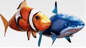 <b>Инструктаж по сборке Air</b> Swimmers летающая рыба Акула Shark ...