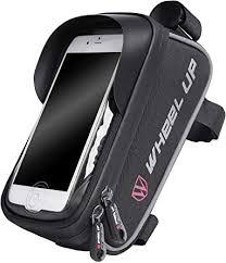 """xiumei <b>Wheel UP</b> Bike Bag, 6.0"""" Touch Screen <b>Portable</b> Road ..."""