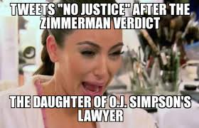 14 Horrible Kim Kardashian Memes [Pics]: zimmerman-meme-kim ... via Relatably.com