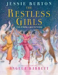 The Restless Girls by <b>Jessie</b> Burton, <b>Angela</b> Barrett |, Hardcover ...