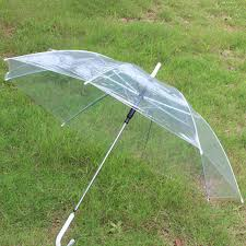 2018 New Year Transparent <b>Umbrellas</b> Female Male <b>Rain Long</b> ...