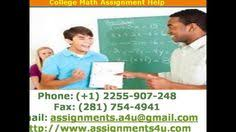 Division Properties Assignment Help   Math Homework Help   Online