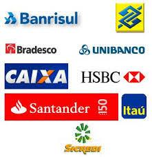Resultado de imagem para Várias Agências bancárias