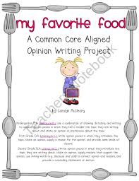 images about opinion writing on pinterest  pizza graphic  my favorite food common core aligned opinion writing product from nurturing noggins on