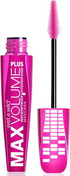 <b>Wet n Wild Max Volume</b> Plus Waterproof Mascara | Ulta Beauty