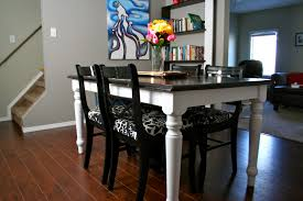 Refinishing A Dining Room Table How To Refinish A Wood Table An Old And Chairs Bentwood Modern