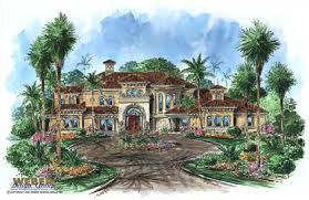 Mediterranean house plan   Vasari House plan   Weber Design GroupVasari House Plan Waterfront House Plans
