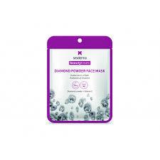 <b>Маска для сияния кожи</b> Diamond powder face mask купить в ...