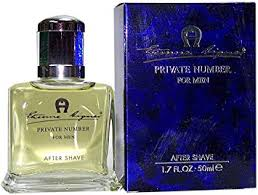 <b>Etienne Aigner Private</b> Number FOR MEN Aftershave 50 ml ...