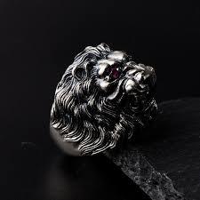 Royal Lion Silver Round Necklace <b>Triangle Cat</b> Kitten Pendants