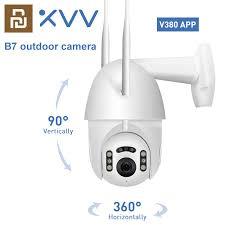 <b>Xiaovv</b> B7 Outdoor Camera <b>1080P HD</b> IP Camera 360 <b>Webcam</b> ...