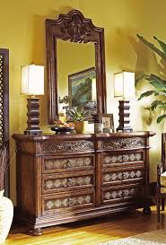 colored bedroom furniture sets tommy: tommy bahama bedroom chest cheap tommy bahama jimbaran bay dresser w mirror