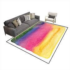 Room Home Bedroom Carpet Floor Mat Abstract ... - Amazon.com