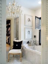 bathroom chandeliers 7 bathroom chandelier lighting ideas