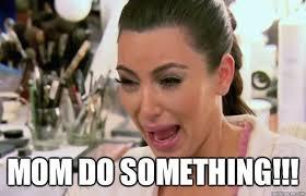 Kim Kardashian Memes | POPSUGAR Tech via Relatably.com