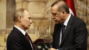 Image result for آشتی اردوغان با پوتین رویکرد ترکیه را در سوریه به نفع تهران تغییر میدهد