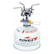 <b>Горелка газовая Kovea</b> KB-0409 <b>Solo</b> stove — купить в интернет ...