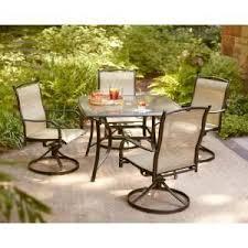 bay altamira tropical piece patio dining