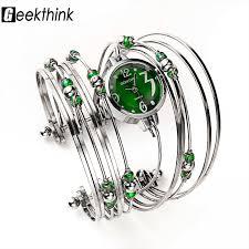 GEEKTHINK Bohemian Style <b>Luxury Brand Quartz Watch</b> Women ...