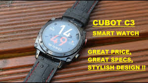 <b>Cubot C3</b> - Review ! Great Price, Great Specs - Notifications, Music ...