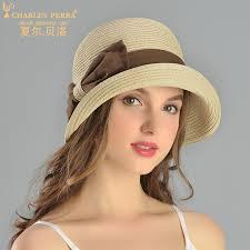 <b>Charles Perra Sun Hats</b> Female Spring Summer New Foldable ...