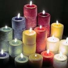 Výsledok vyhľadávania obrázkov pre dopyt farebné sviečky