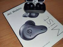 Tws-<b>наушники ac robin mist</b> купить в Веневе | Бытовая ...