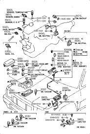 toyota pickup engine diagram toyota wiring diagrams